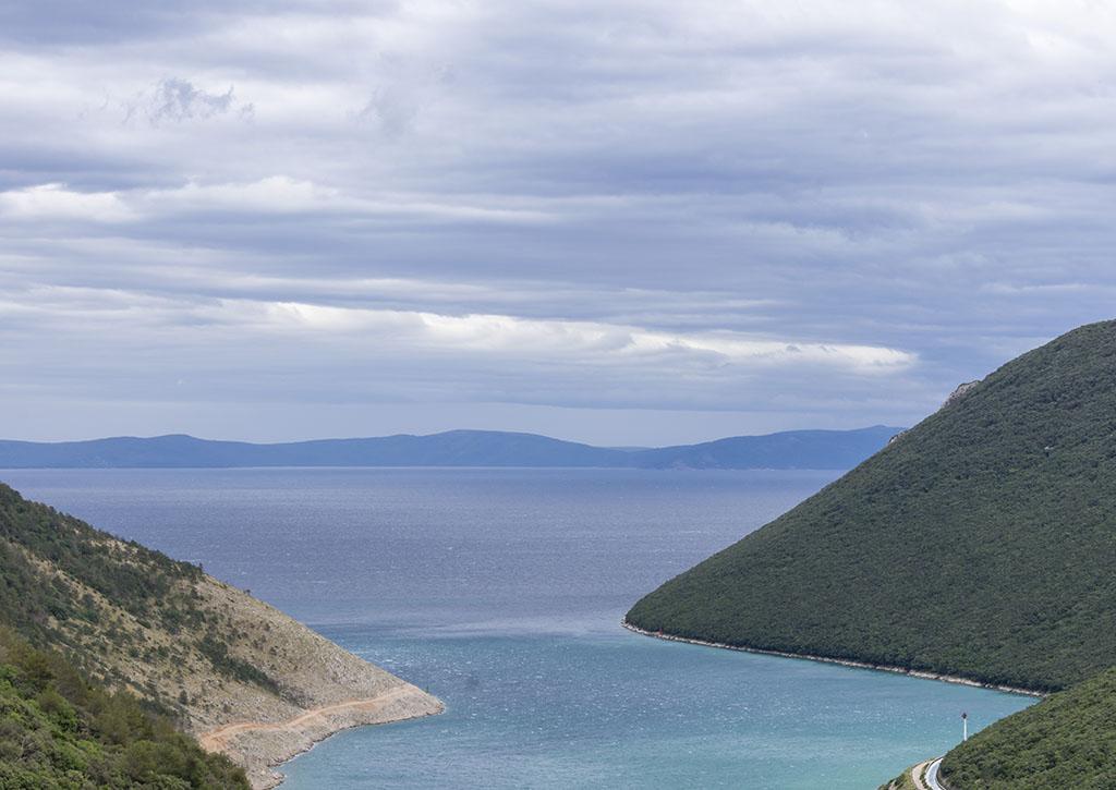 Croazia: Fiordo di Fianona