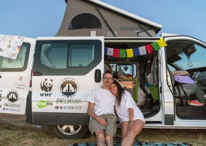WildRoads: Marco e Chiara nel van into the wild