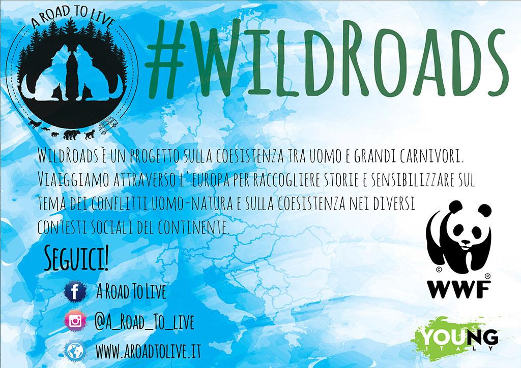 Descrizione sintetica del progetto WildRoads